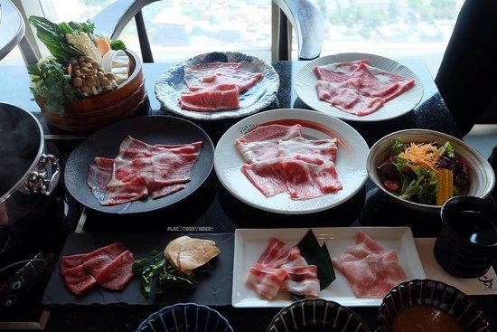 best shabu shabu di Jakarta