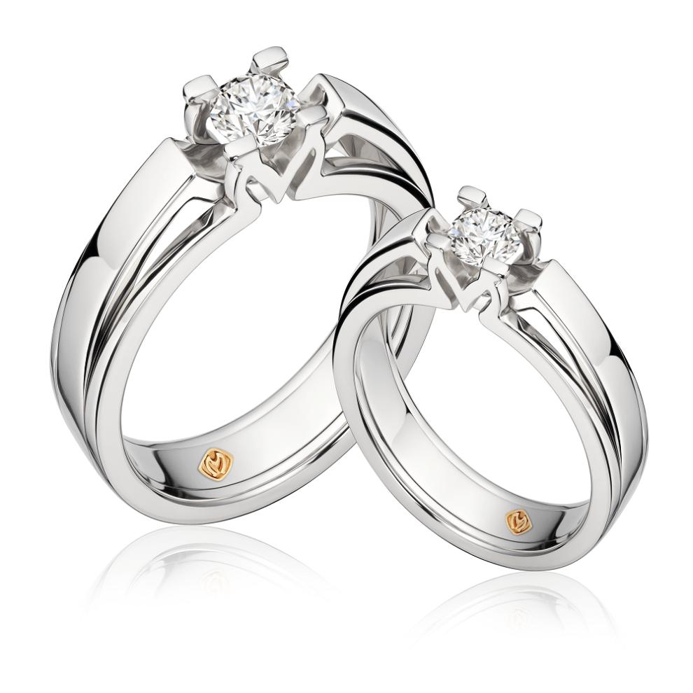 Hasil gambar untuk model cincin berlian mondial