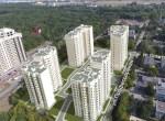 """""""Жилстрой-1"""" сдал в эксплуатацию 200 тыс. кв. метров жилья в 2017 году"""