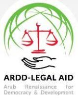 Arab Renaissance for Democracy and Development (ARDD) Legal Aid