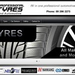 Professional Tyre and Automotive