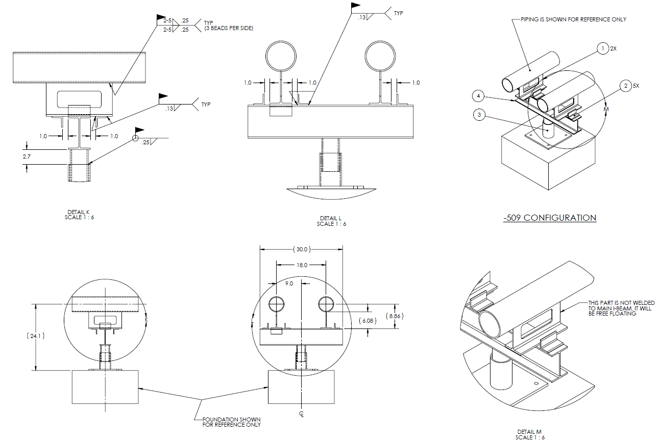 Piping Supports 2