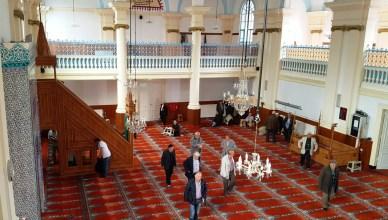 masjid di den haag belanda