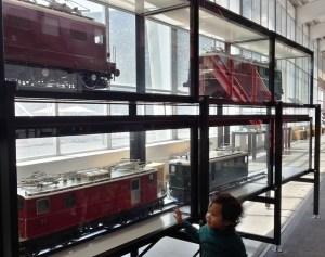 museum transportasi swiss