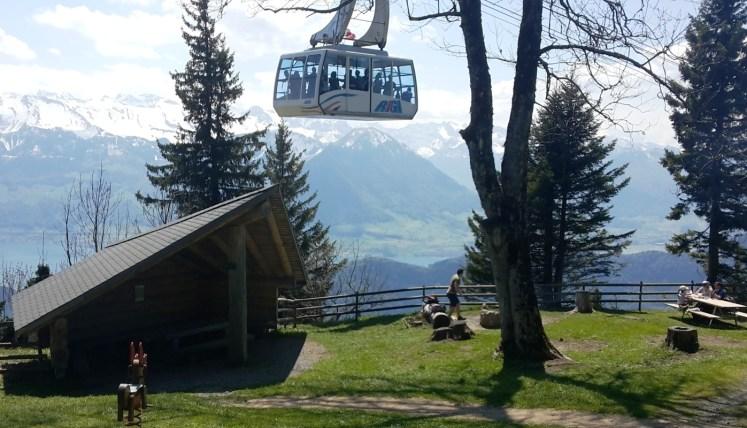 lokasi wisata gratis di lucerne swiss