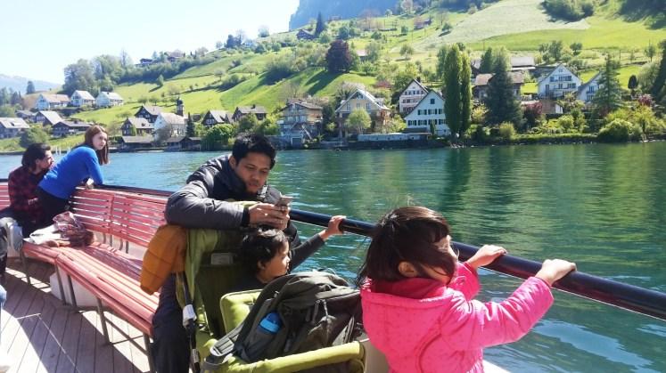 cerita liburan keluarga hemat ke lucerne switzerland