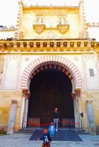 masjid cordoba spanyol