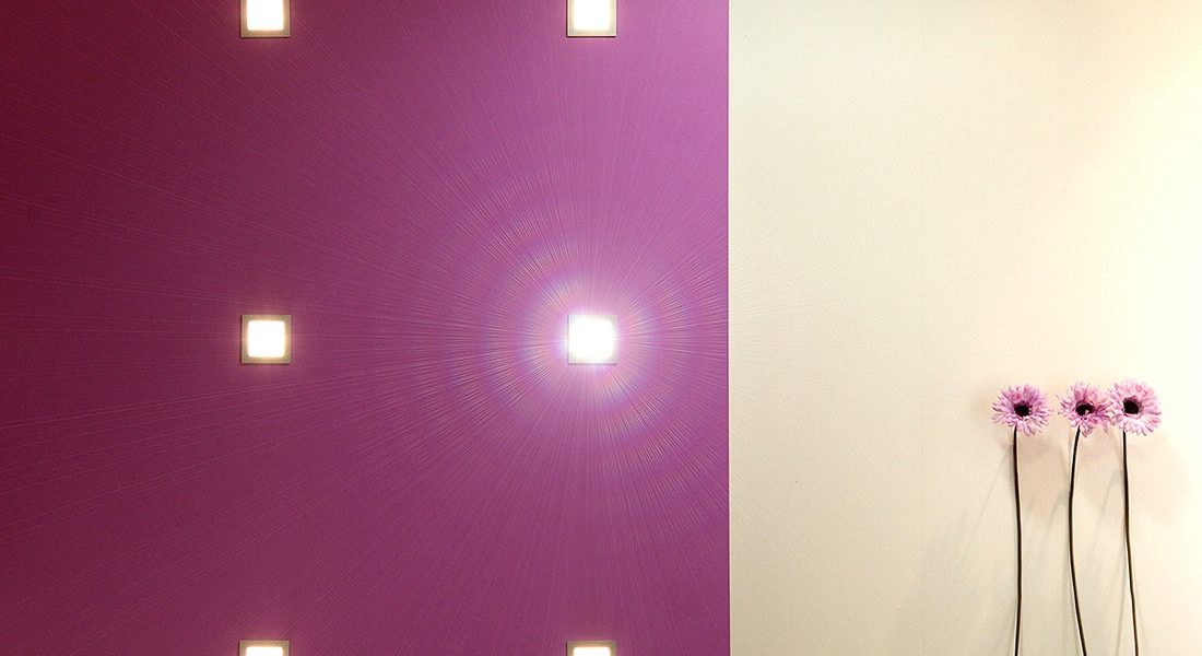 Pink Lampe Einrichtung