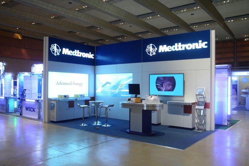 Medtronic Exhibit - An international collaboration between Idea International, Inc. and Group Delphi - Seoul, Korea