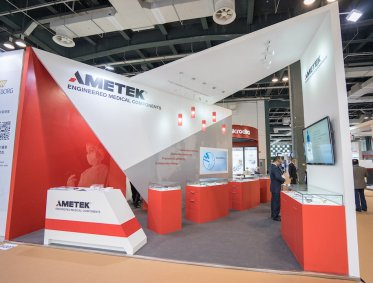 AMETEK Exhibit at Meditec Shanghai by Idea International