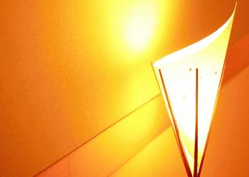 和風の照明器具