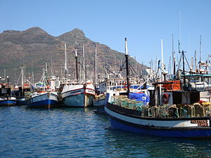 English: Hout Bay, South Africa