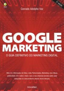 "Português: Livro ""Google Marketing"",..."