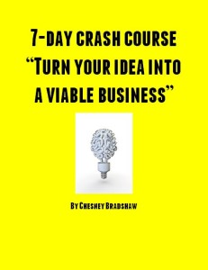 7-day crash course