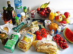 Tasty Food Abundance in Healthy Europe