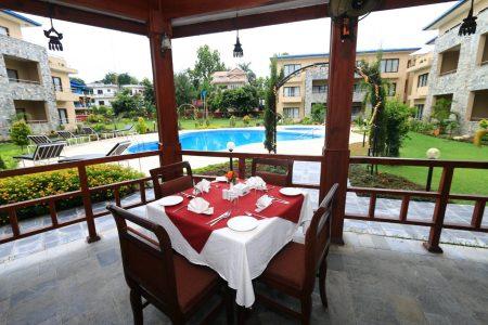 bharatpur garden resort