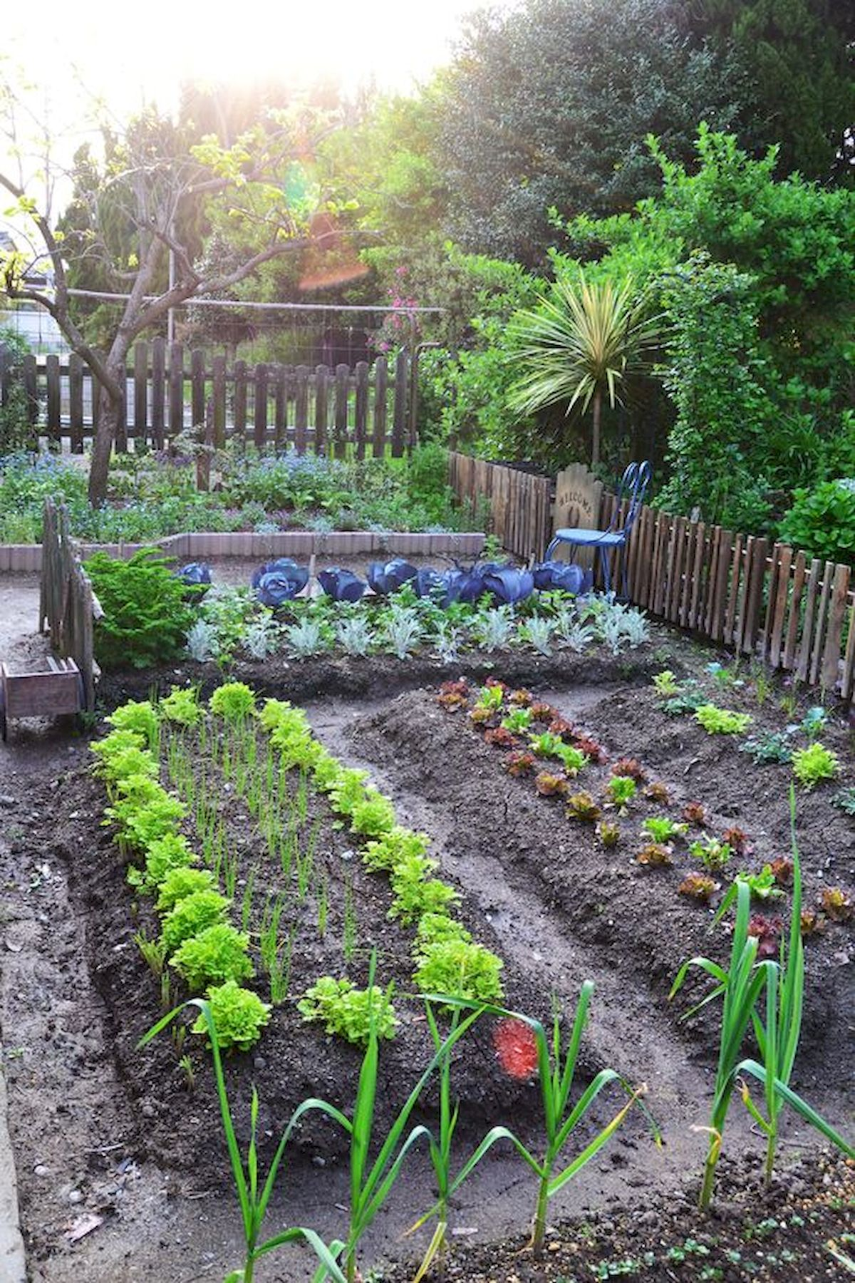40 Stunning Vegetable Garden Design Ideas Perfect For ...