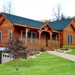 44 Best Log Cabin Homes Plans One Story (44)