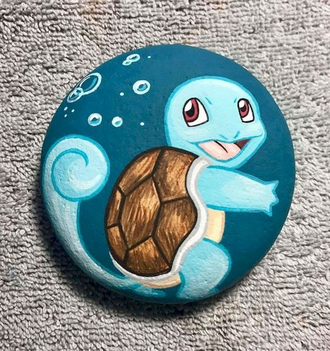 52 Best DIY Painted Rocks Remodel Ideas Perfect For Beginners (82)