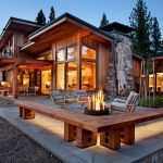 55 Best Log Cabin Homes Modern (36)