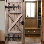 57 Magical Barn Door Design Ideas (37)
