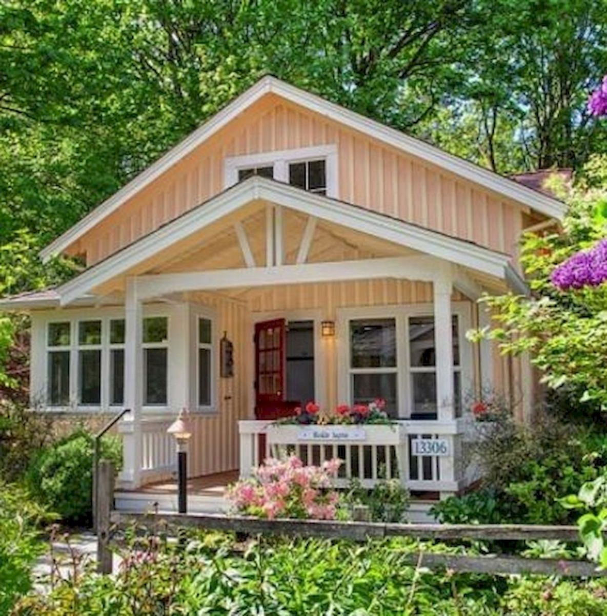 58 Best Tiny House Plans Small Cottages (22)