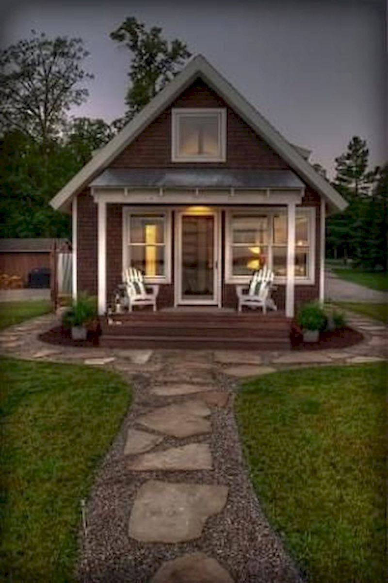 58 Best Tiny House Plans Small Cottages (24)