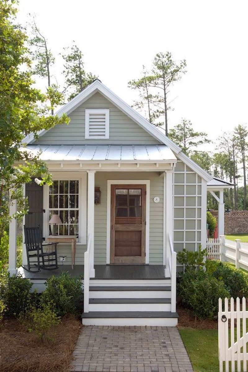 58 Best Tiny House Plans Small Cottages (41)