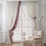 65 Adorable Window Curtains Design Ideas And Decor (29)