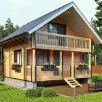 66 Best Small Log Cabin Homes (12)