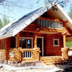 66 Best Small Log Cabin Homes (42)