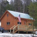 66 Best Small Log Cabin Homes (53)