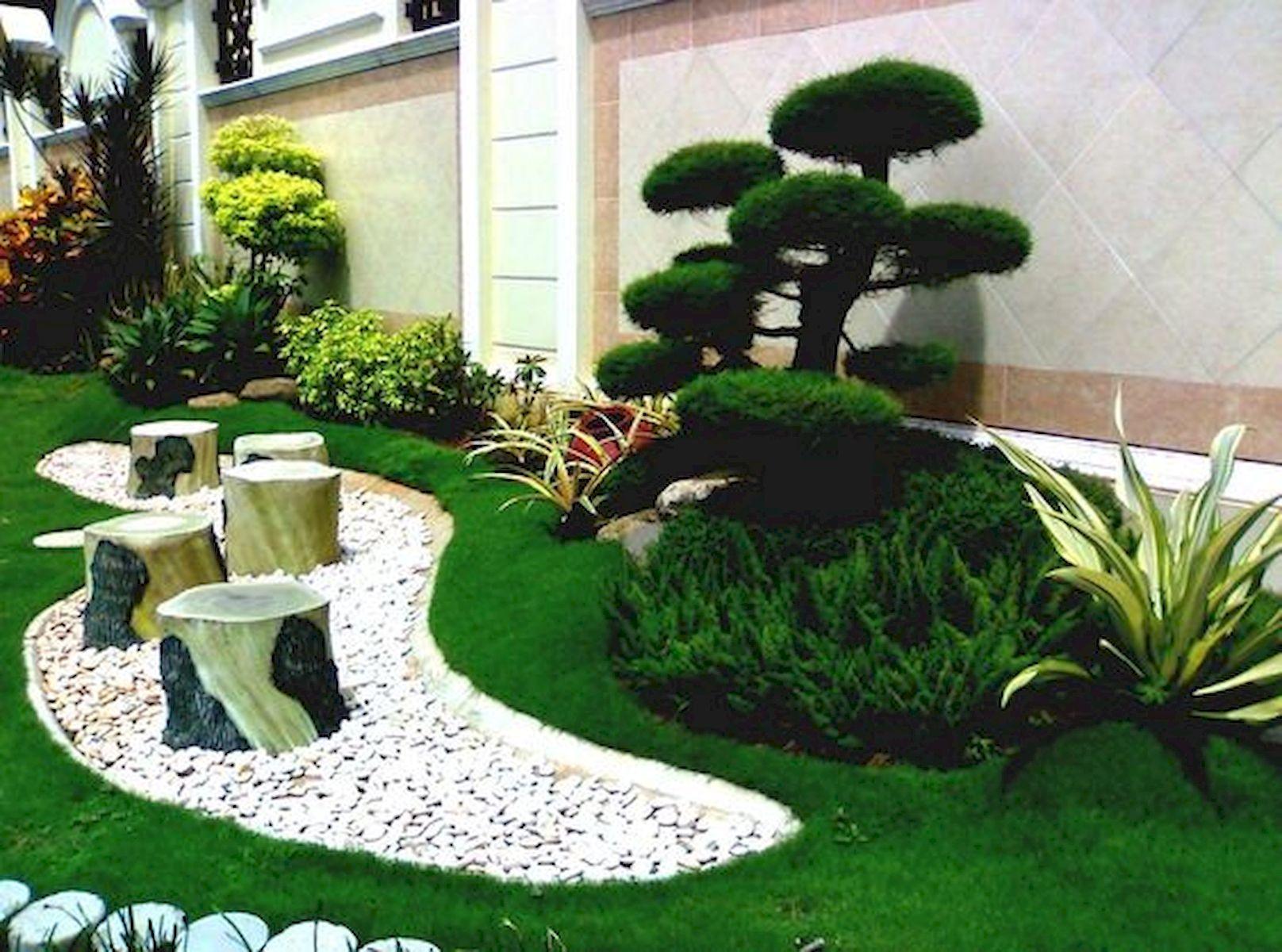71 Beautiful Gravel Garden Design Ideas For Side Yard And ...