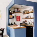90 Beautiful Small Kitchen Design Ideas (29)