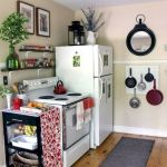 90 Beautiful Small Kitchen Design Ideas (47)