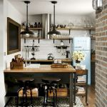 90 Beautiful Small Kitchen Design Ideas (57)