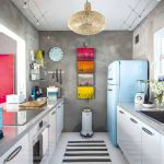 90 Beautiful Small Kitchen Design Ideas (64)