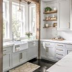 90 Beautiful Small Kitchen Design Ideas (86)