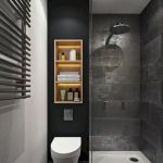 50 Fantastic Walk In Shower No Door for Bathroom Ideas (38)