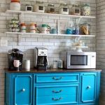 60 Amazing Mini Coffee Bar Ideas for Your Home (18)