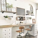 60 Favorite DIY Office Desk Design Ideas and Decor (14)