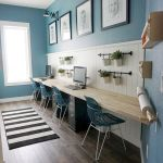60 Favorite DIY Office Desk Design Ideas and Decor (45)