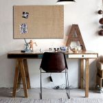 80 Amazing DIY Art Desk Work Stations Ideas and Decorations (60)
