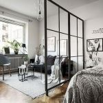 53 Best Minimalist Studio Apartment Small Spaces Decor Ideas (13)