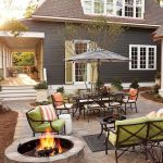 57 Awesome Backyard Fire Pit Ideas (1)