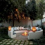 57 Awesome Backyard Fire Pit Ideas (22)