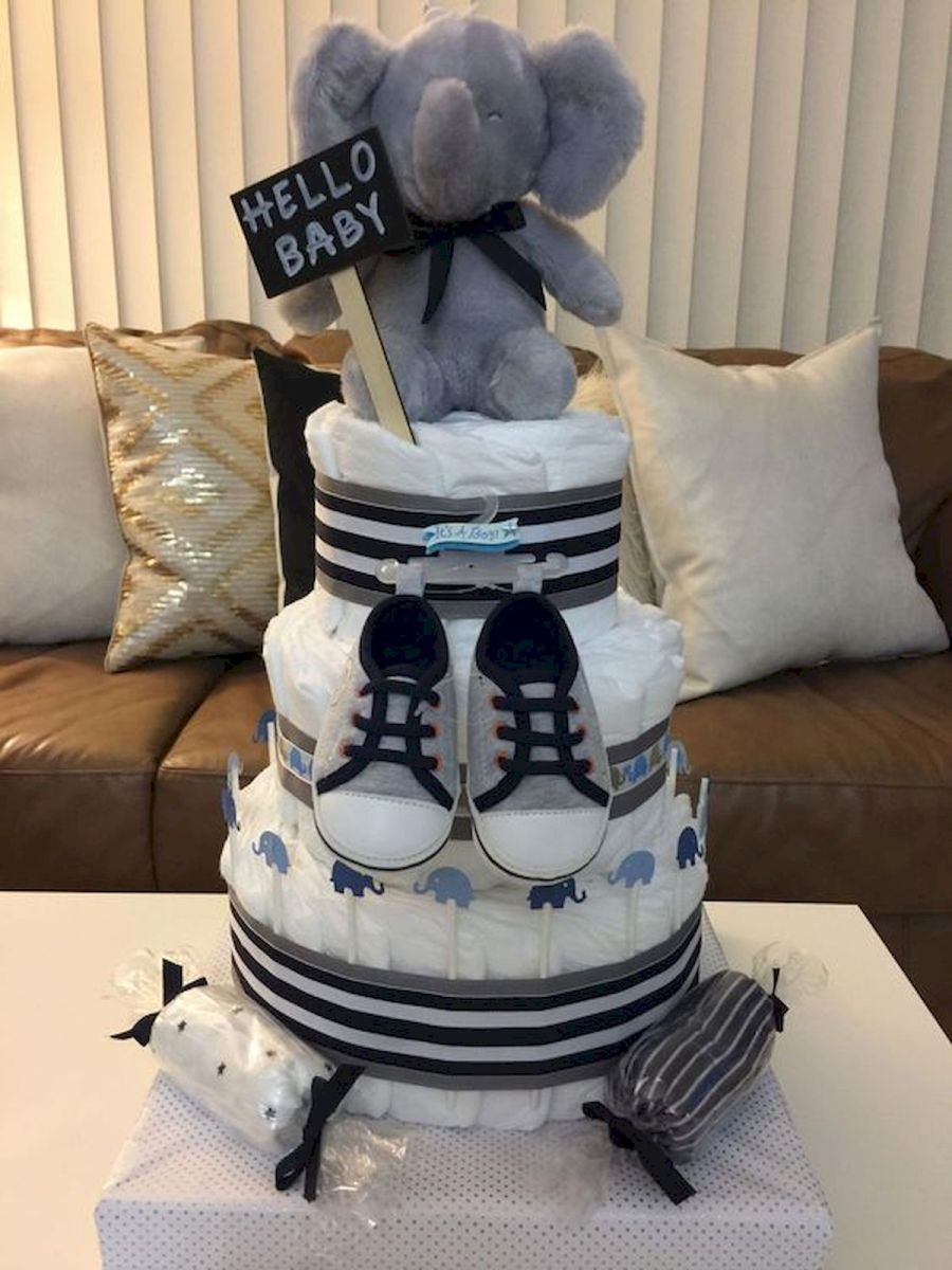 57 Boys Baby Shower Ideas (30)