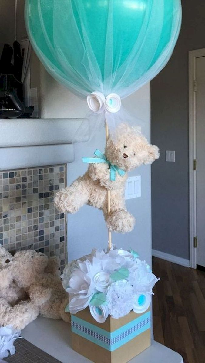 57 Boys Baby Shower Ideas (43)