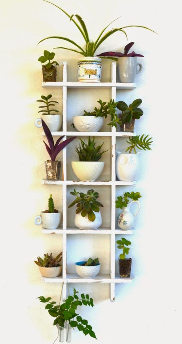 67 Herb Garden Indoor Design Ideas (33)