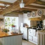 37 Farmhouse Wall Decor Ideas for Kitchen (14)